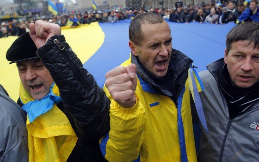 V. Landsbergis. Ukrainopauzė? Ne!
