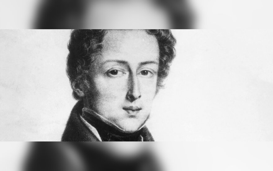 Fryderykas Chopinas (Fryderykas Šopenas)