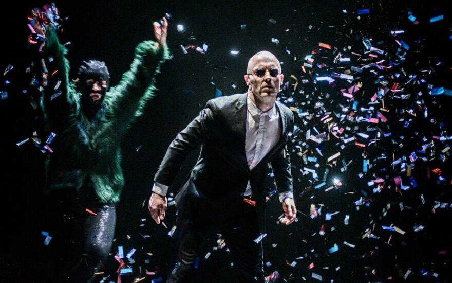 """Vilniaus miesto šokio teatras """"Low Air"""" Foto/ Laura_Vansevičienė"""