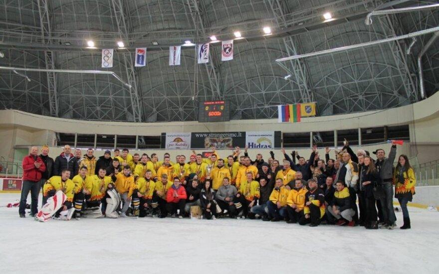 "NLRL čempionato bronza – ""Juodupei"" (R. Mikalkevičiūtės nuotr.)"