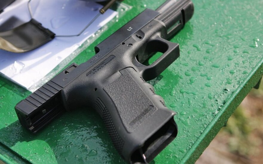 Žmogžudystė Tauragės rajone: šaudė ir į policininkus