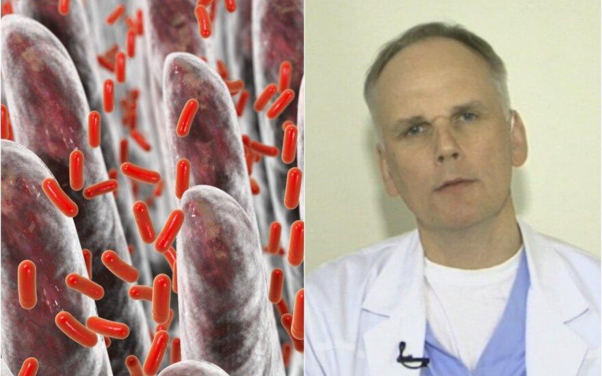 prof. Kediminas Kiudelis