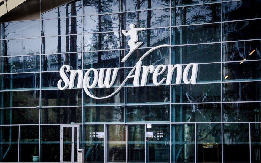 """""""Snow Arena"""" laikinai užsidarys renovacijai"""