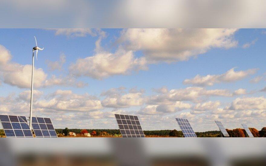 """Saulę sekantys """"trekeriai"""" - """"Argintos"""" saulės energetikos tyrimų kompleksas"""