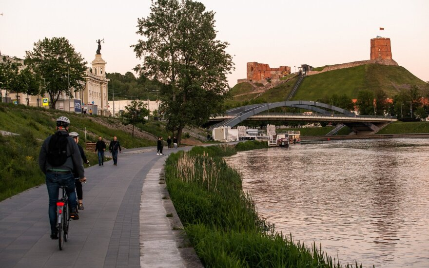 Vilnius invites to visit: city will turn into different countries
