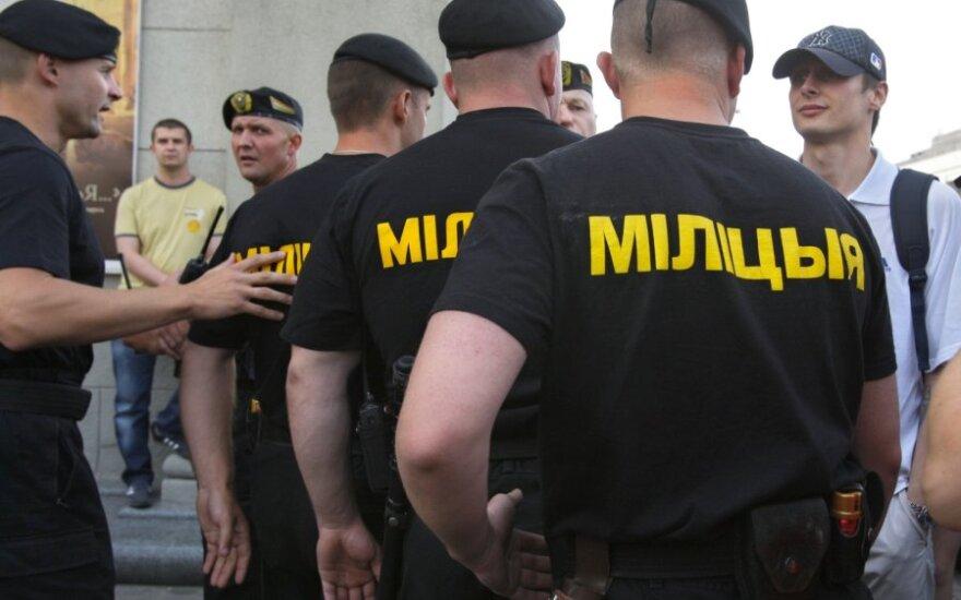 Baltarusijos milicija