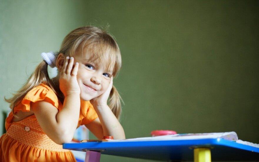 Vaikų laikysena: ką reikia žinoti tėvams ir pedagogams