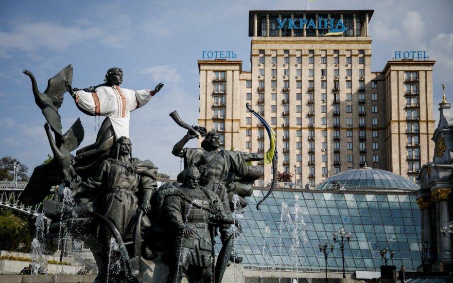 URM rekomenduoja vykstant į Ukrainą būti pasiskiepijus nuo tymų