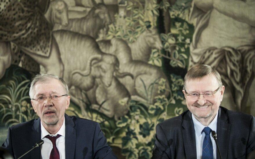 Gediminas Kirkilas, Juozas Bernatonis