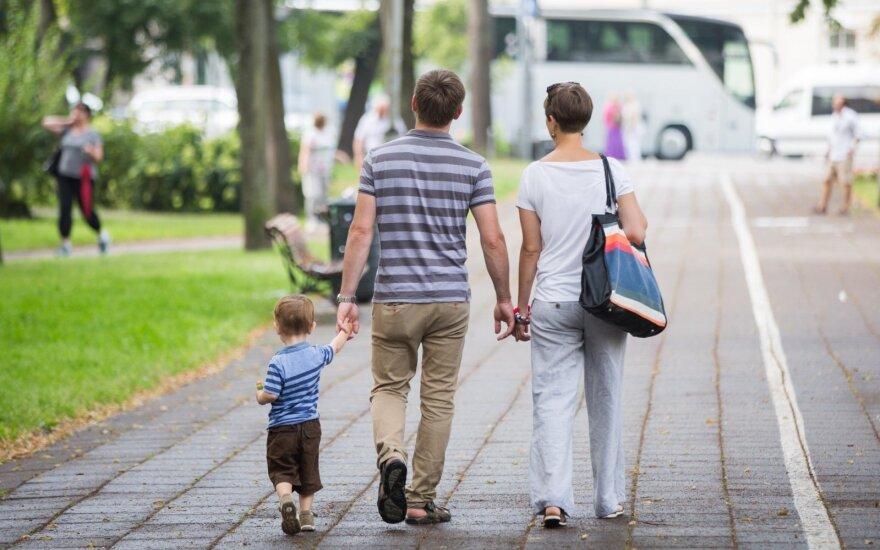 Vaiko išlaikymas – abiejų tėvų pareiga