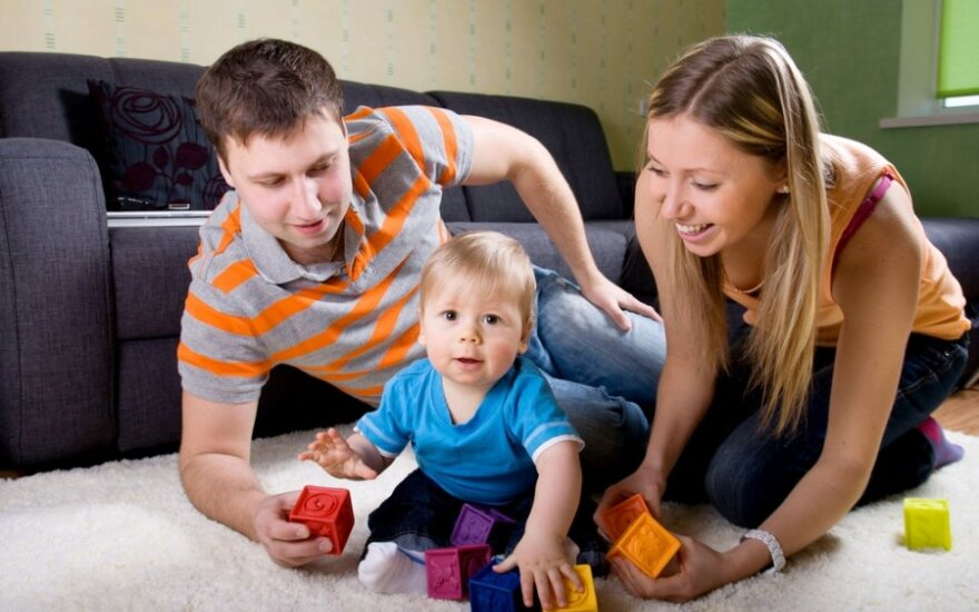 Apklausa: gyventojai dėl šeimos koncepcijos pasiskirstę beveik per pusę