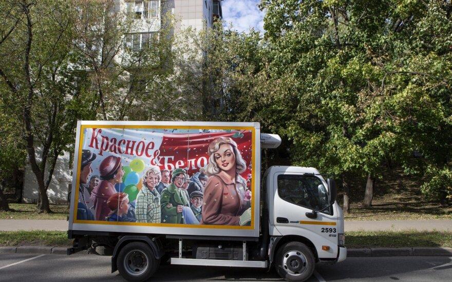 """""""Krasnoe & Beloe"""" sunkvežimis"""
