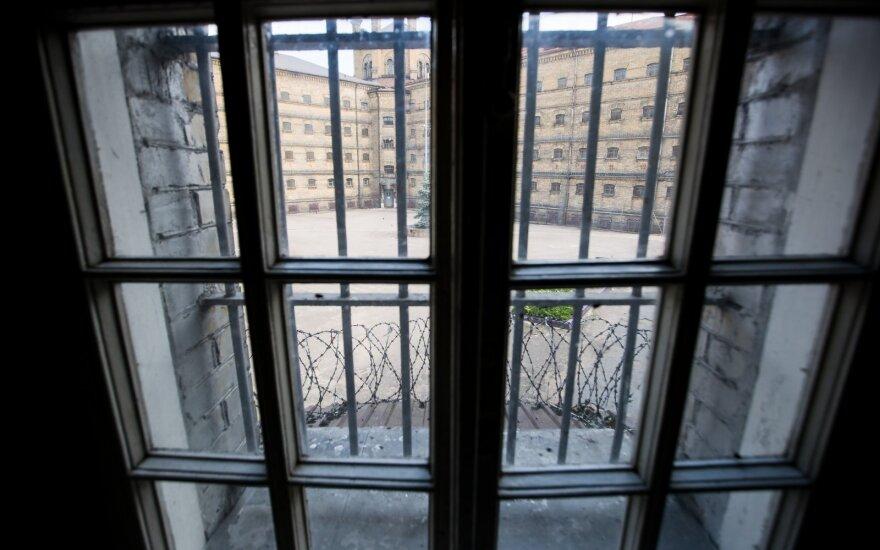 Lukiskes prison in Vilnius gears up for popular Netflix's series
