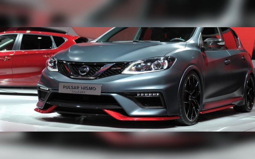 Nissan Pulsar Nismo koncepcija