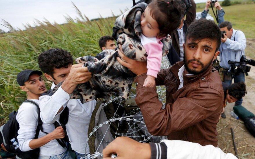 V. Laučius. Sentimentų spąstai migrantų klausimu