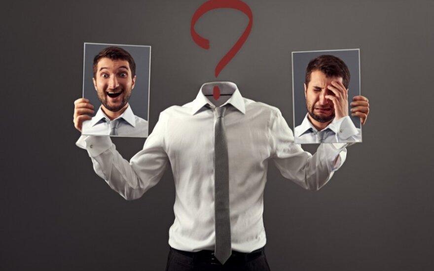 Kaip sveikiausia elgtis su emocijomis: suvaldyti, leisti joms būti ar nuraminti vaistais?