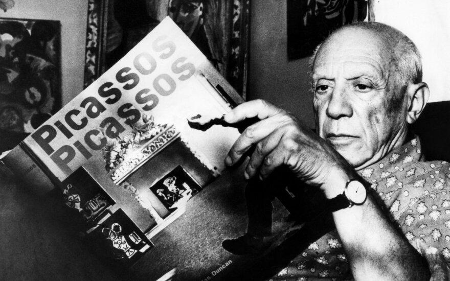 Kas galėjo nutikti, jei Pablo Picasso būtų gyvenęs šių dienų Lietuvoje