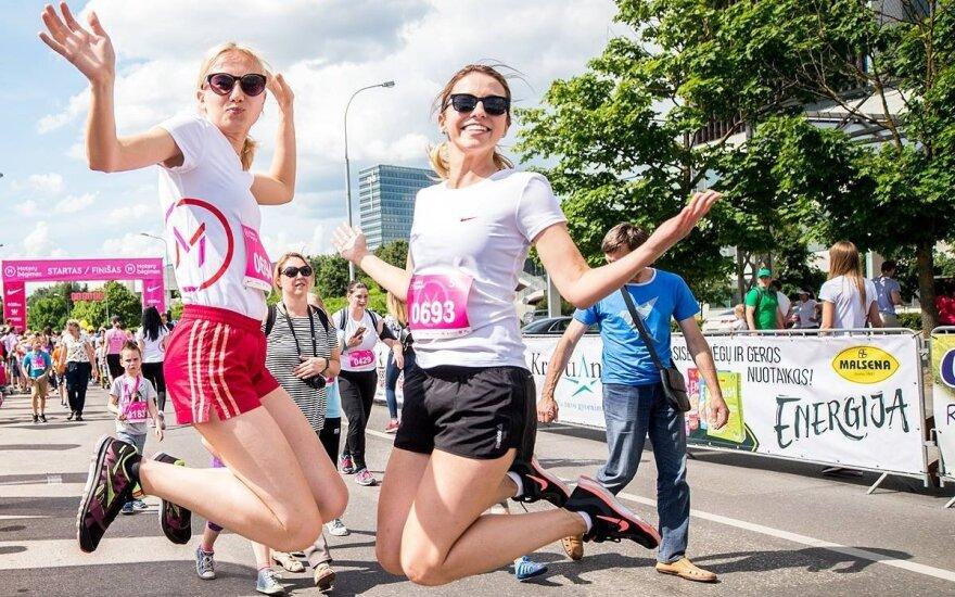 Moterų bėgimas