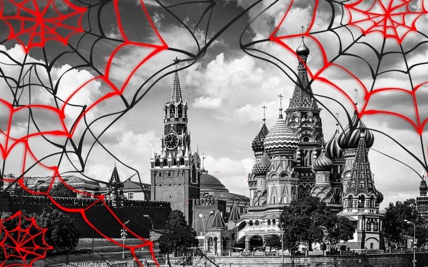 Lietuvos atsakas Kremliui: išsiunčia tris Rusijos diplomatus