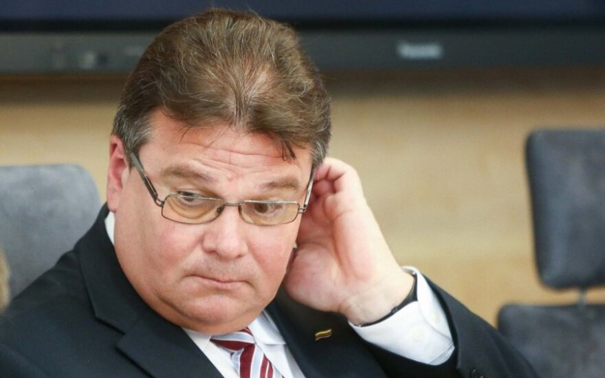 L. Linkevičius: ES nesiekia konfrontacijos su Rusija