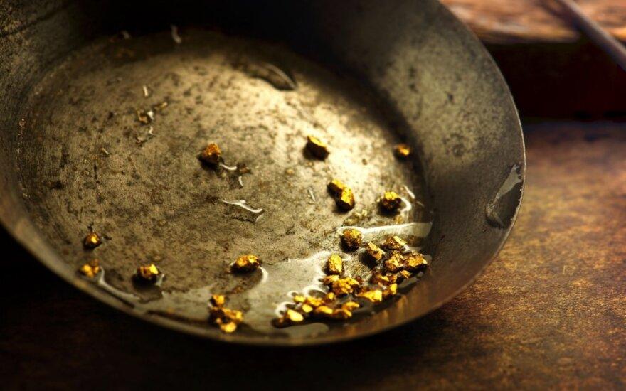 Aukso karštinė