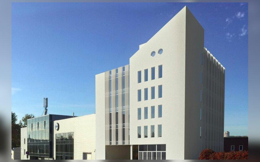 Vilkpėdėje planuojamas naujas verslo centras