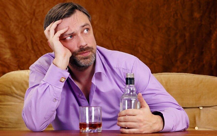 Alkoholizmas - tylusis lietuvių tautos genocidas?