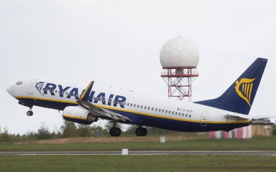 Ryanair celebrates 15 million Baltic passengers