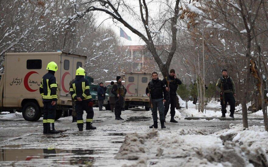 Kabulą sukrėtė mirtininko išpuolis