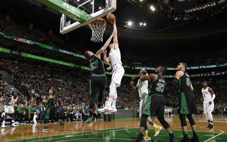 "NBA, ""Celtics"" - ""Pacers"""