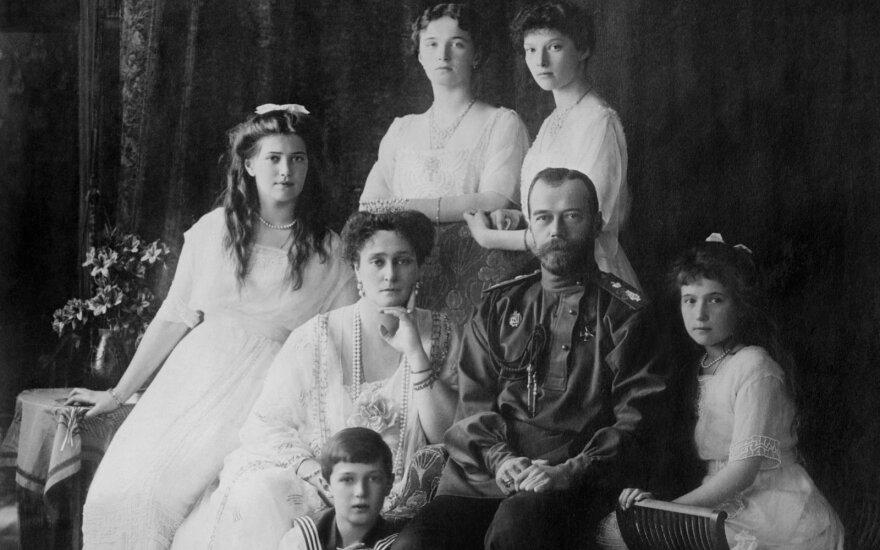 Susirūpino Rusijos carinės šeimos nužudymu: įtaria nešvarius darbelius