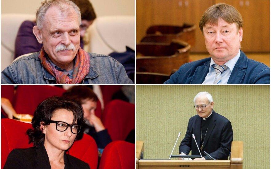 V. Rubavičius, K. Dubnikas, R. Valiukaitė, J. Kauneckas