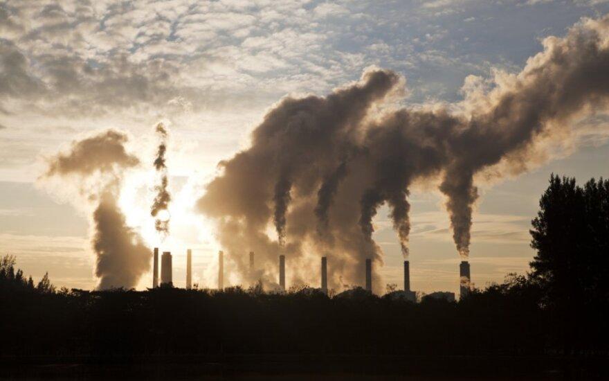 PSO: dėl užterštos aplinkos kasmet miršta 1,7 mln. jaunesnių nei penkerių metų amžiaus vaikų