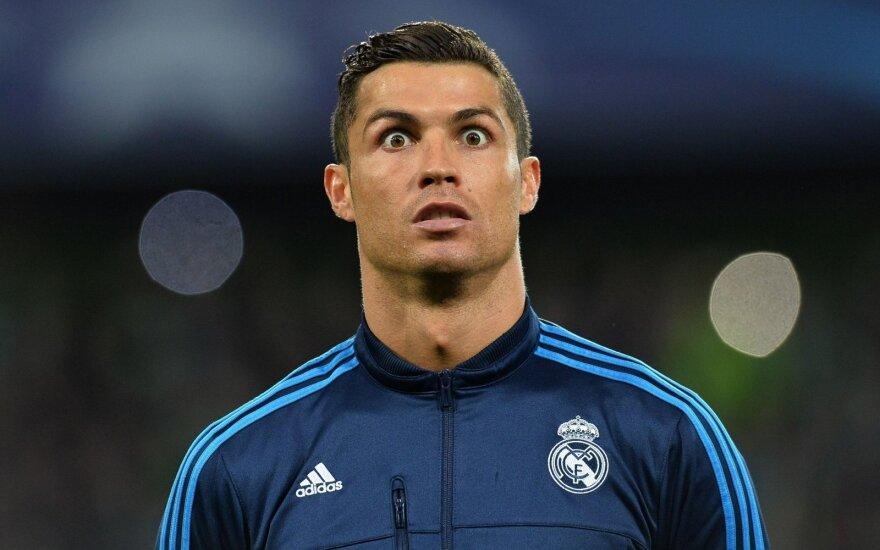 """Z. Zidane'as gina išjuokiamą """"Real"""": žaidėjai nekalti dėl tokio rezultato"""