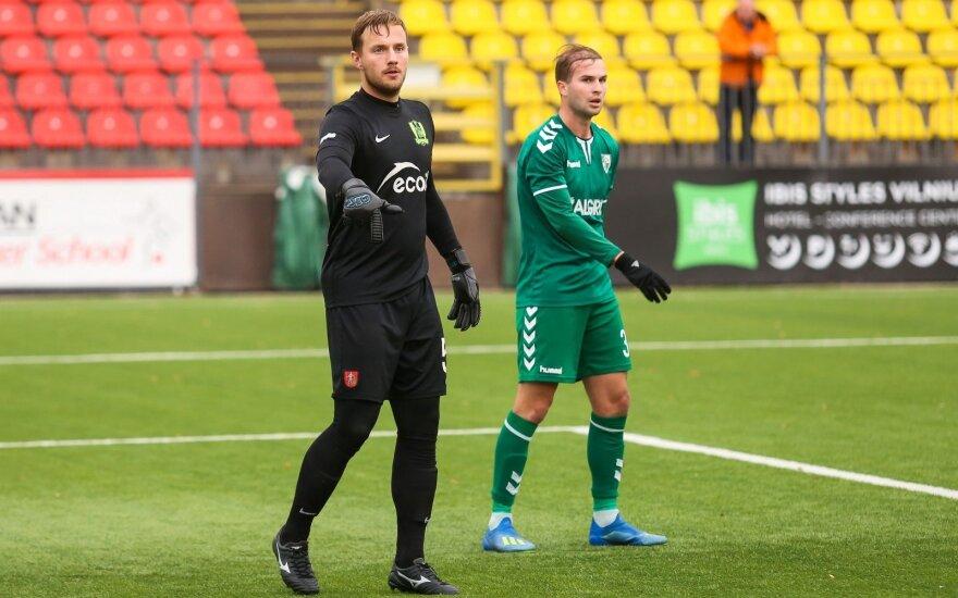 Tomas Švedkauskas (kairėje)