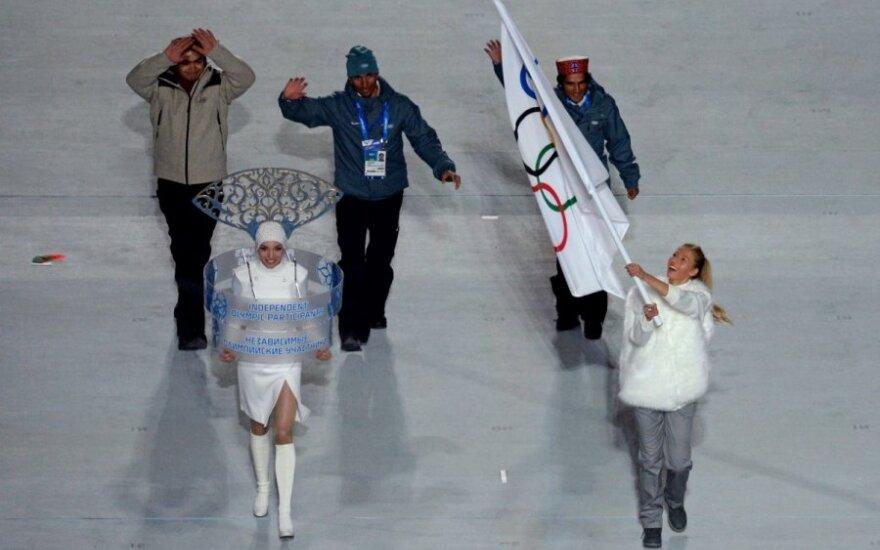 Indijos olimpiečiai