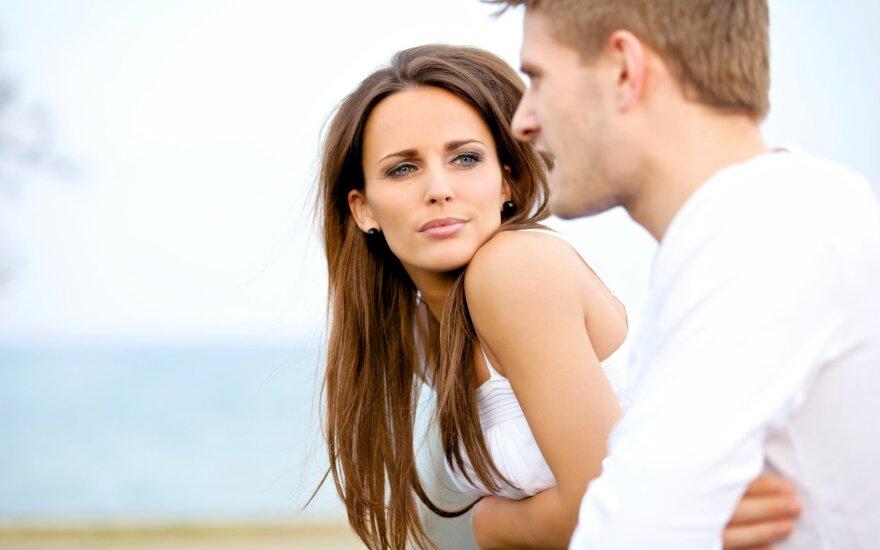 Santykiuose labai svarbu pagarba.