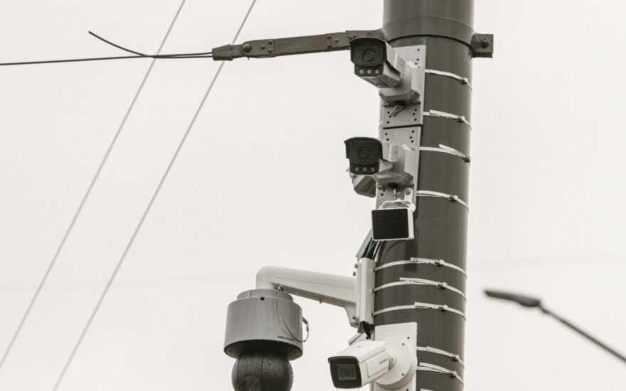 Installation of Chinese CCTV in Kaunas raises security concern