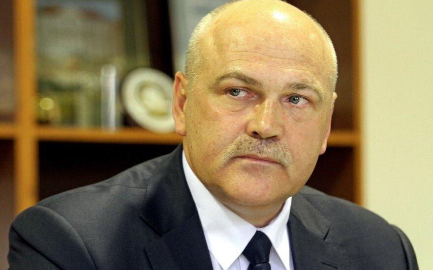 K. Betingis: generaliniam prokurorui galima daryti įtaką