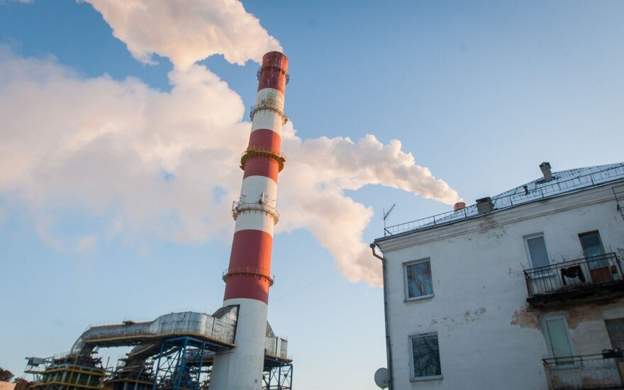 Vilniuje trumpam buvo sutrikęs šildymas