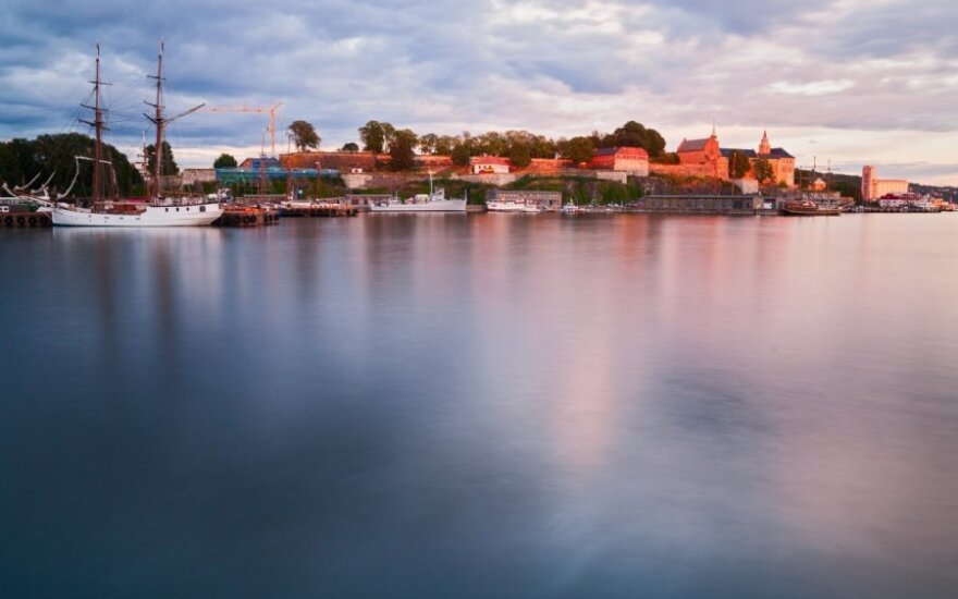 Oslas, Norvegija