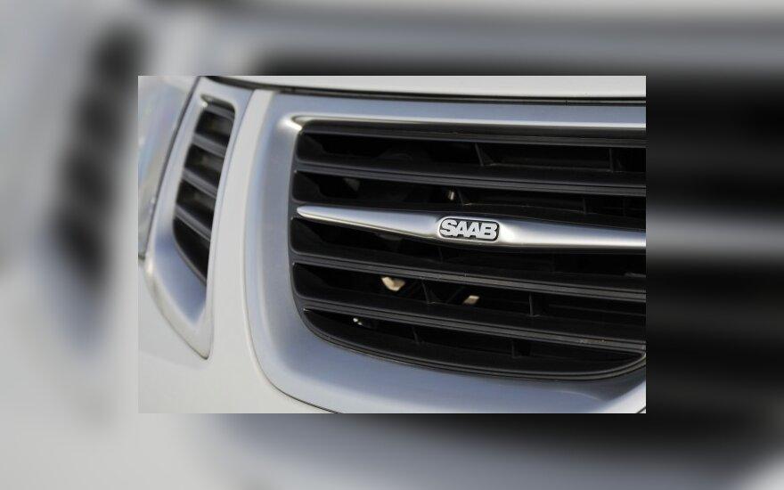 """Saab"" naudos BMW variklius"