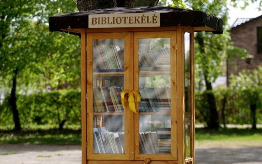Nauja Kėdainių bibliotekėlė
