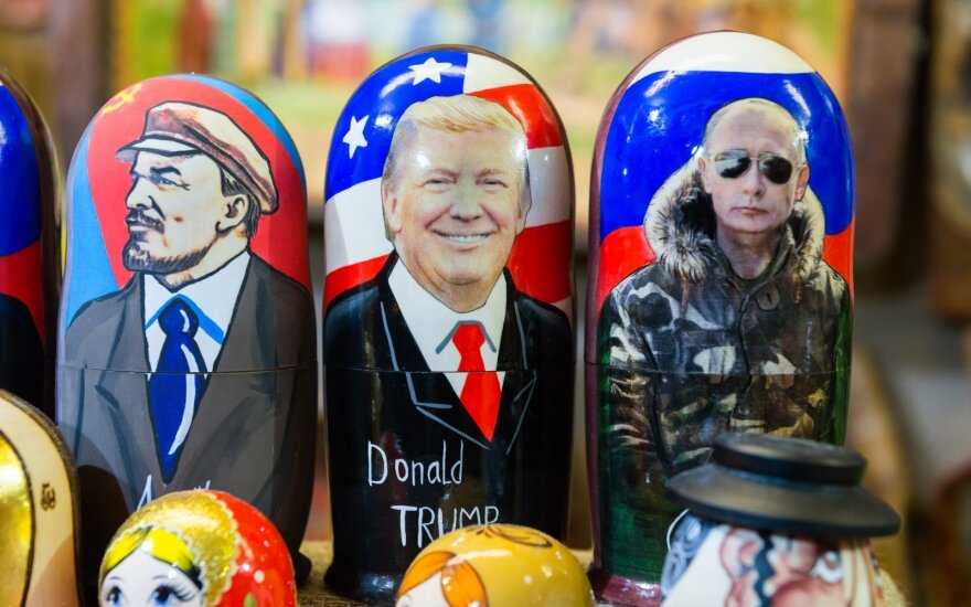 Prieš Putino ir Trumpo susitikimą Suomija įveda patikras pasienyje