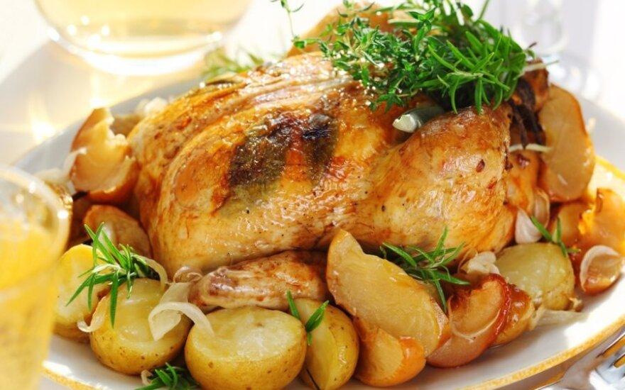 Auksiniai patarimai, kaip paruošti makaronus, tobulą padažą ir iškepti viščiuką