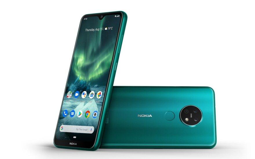 Nokia pristatė naujus įrenginius