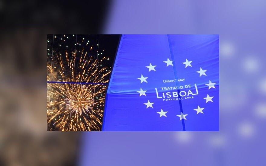 Su gimtadieniu, Lisabona! Pirmieji neprasti metai
