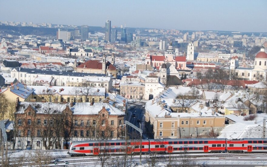 Lietuvos geležinekliai