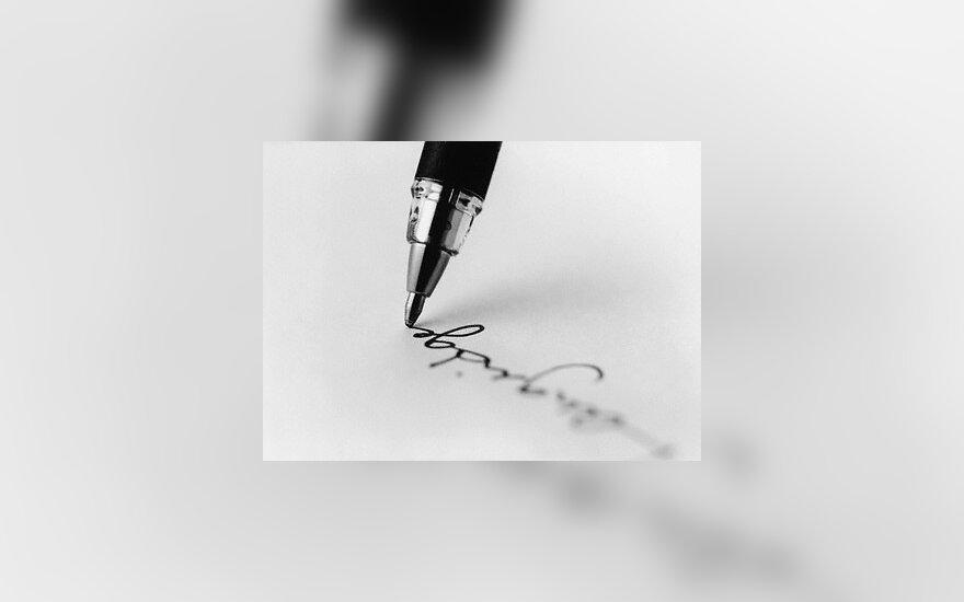Rašyti