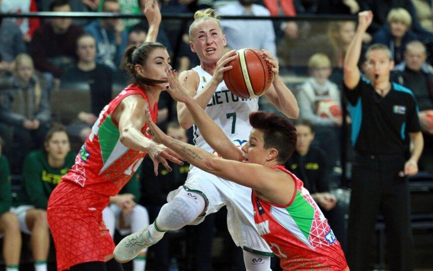 """<span lang=""""LT"""">Moterų rinktinė Europos čempionato atranką pradėjo apmaudžia nesėkme<o:p></o:p></span>"""